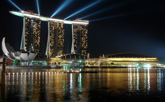 Singapore Tour Package From Delhi